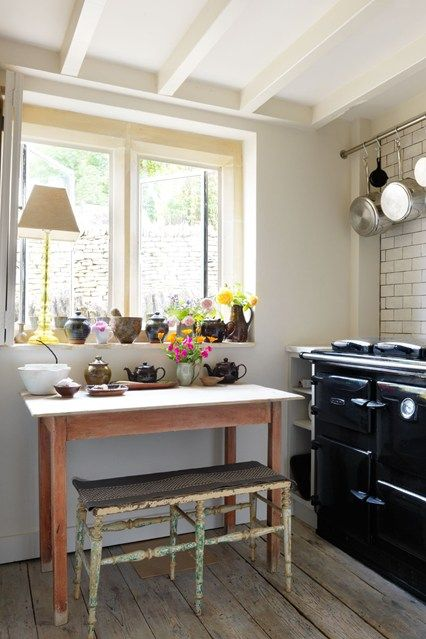 Clever Small Kitchen Ideas With Images Cotswolds Cottage