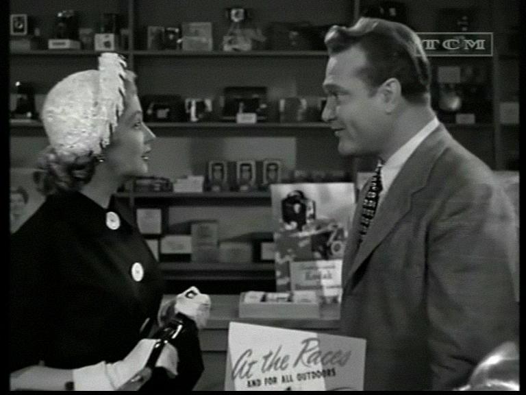 Watch the Birdie (1950), Red Skelton