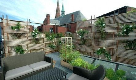 Apartment Balcony Privacy Screen Fence 48 Trendy Ideas #balkonsichtschutz Apartm #balconyprivacy