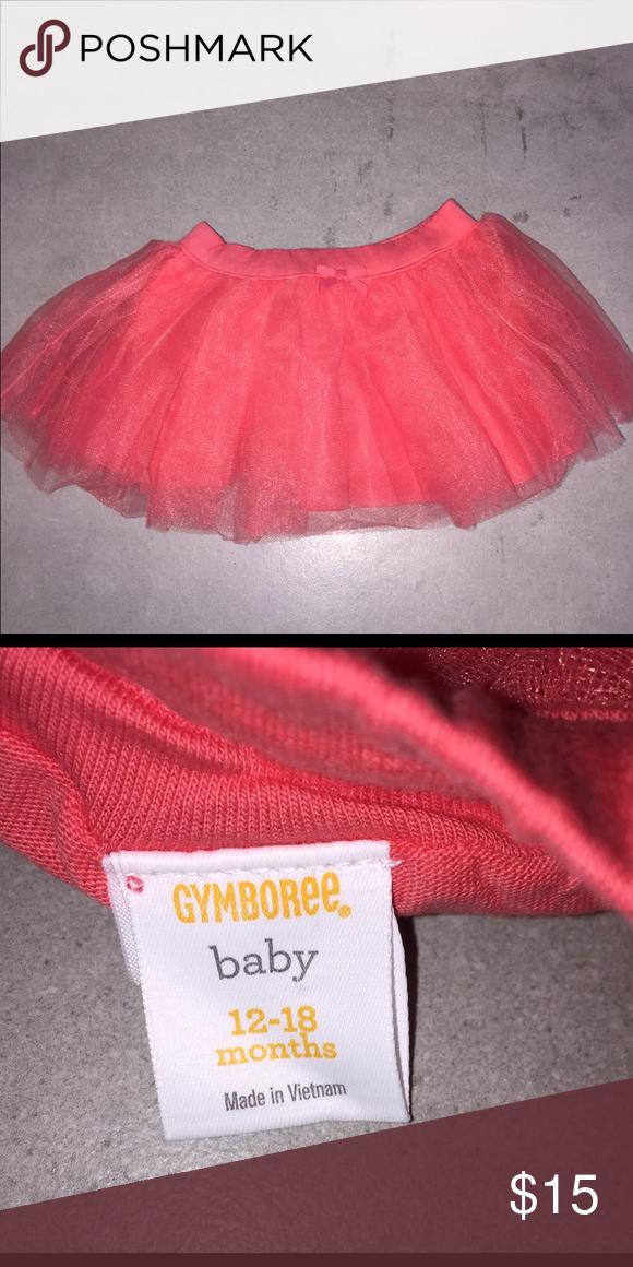 3b86008dcb Gymboree baby girl tutu skirt NEW Cute tulle tutu from Gymboree Gymboree  Bottoms Skirts