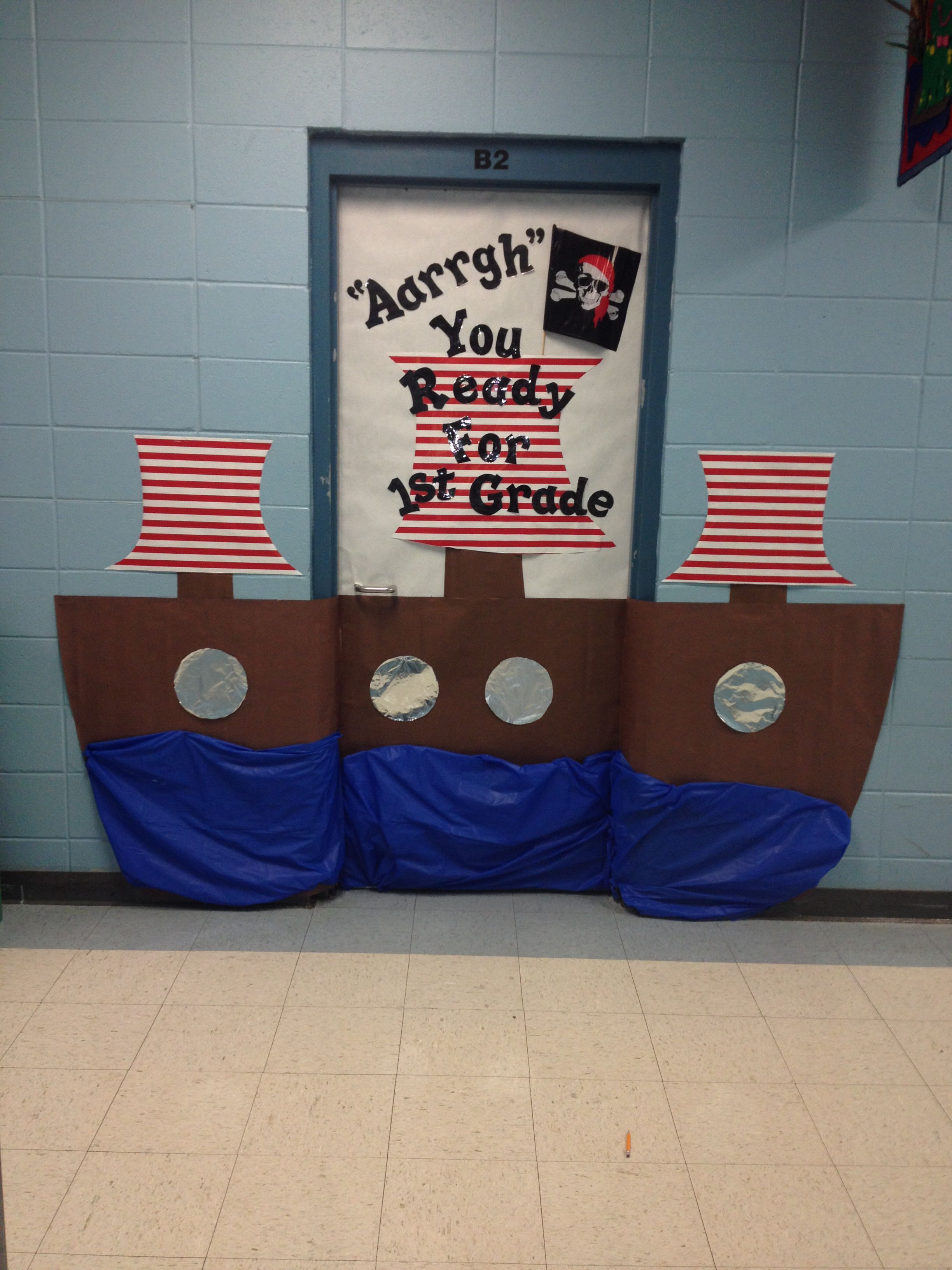 20 Pirate Theme Classroom Pictures And Ideas On Meta Networks
