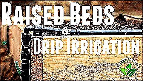 How to install a Drip Irrigation System in Raised Beds  YouTube  How to install a Drip Irrigation System in Raised Beds  YouTube