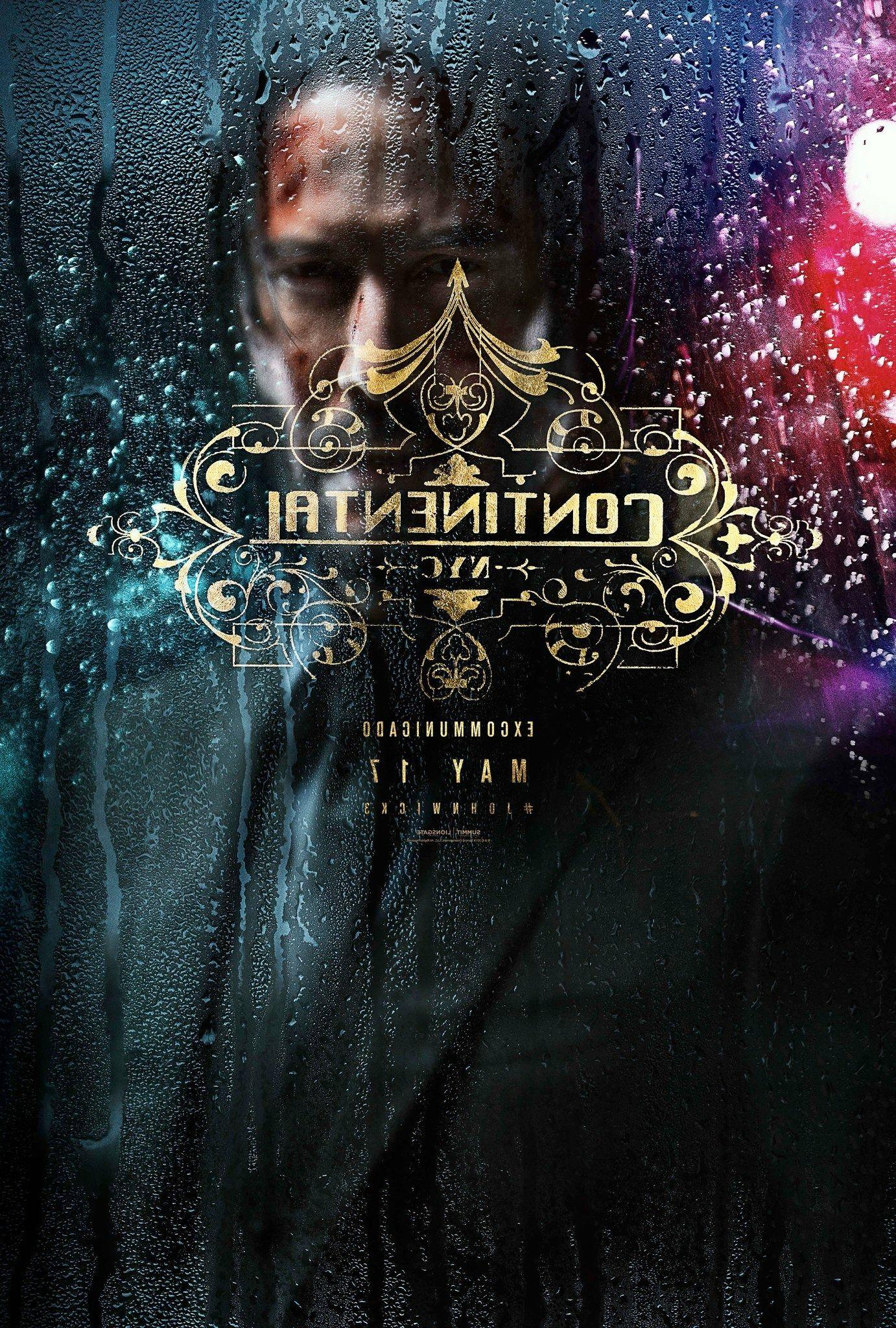 John Wick Chapter 3 Watch John Wick Keanu Reeves Movie Posters
