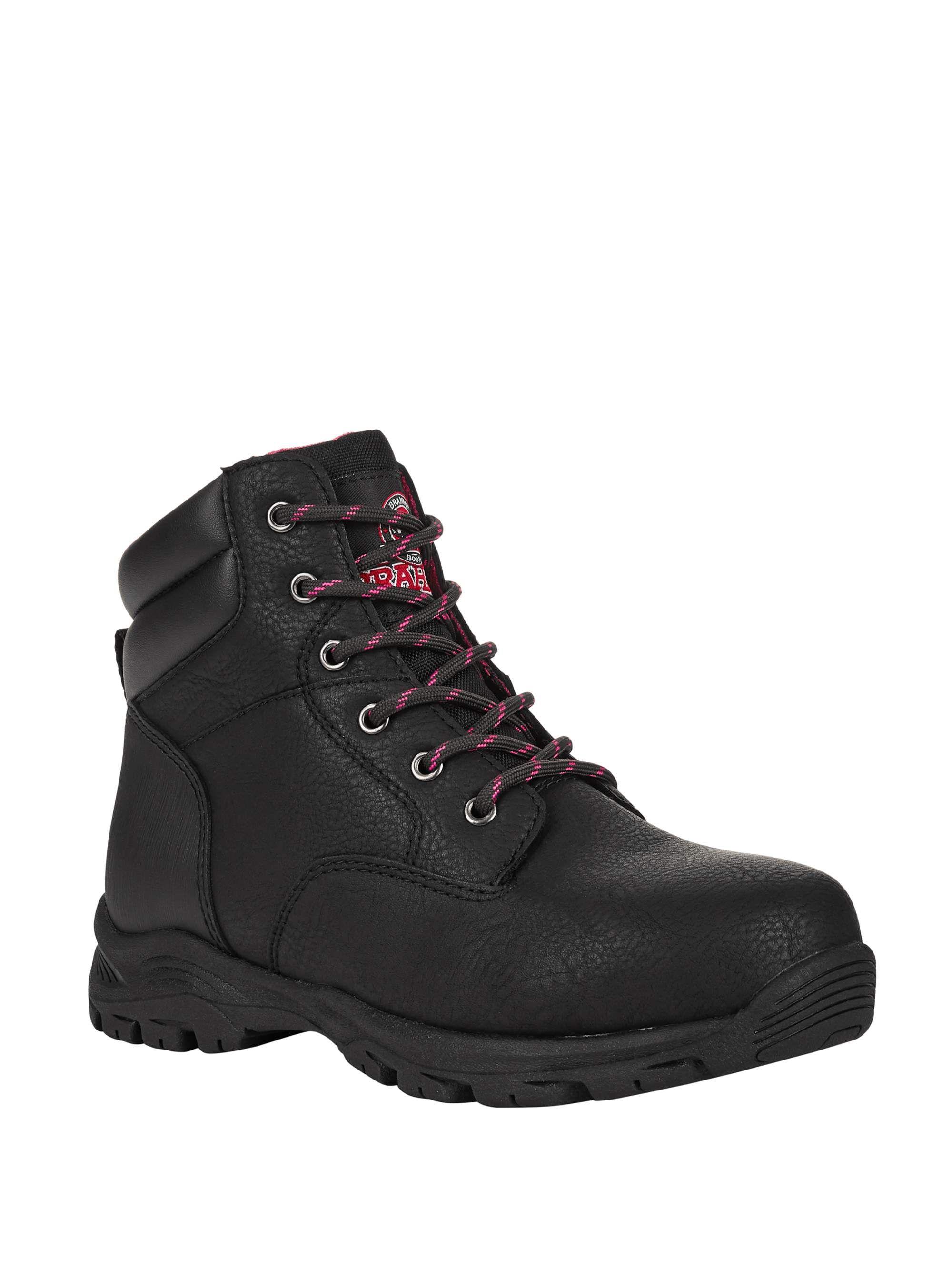 Steel toe work boots, Steel toe shoes