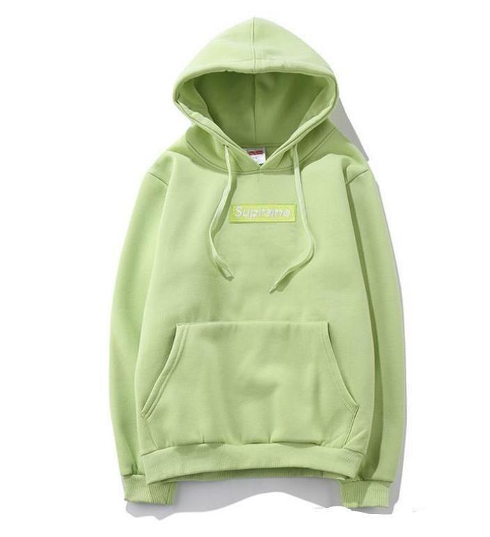 c05a23462 Pastel Supreme Hoodie | Style | Box logo hoodie, Hoodies, Supreme ...