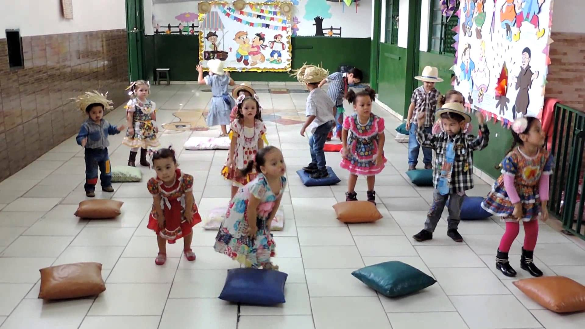 Sai Preguica Ed Infantil Musica Junina Infantil Festa Junina