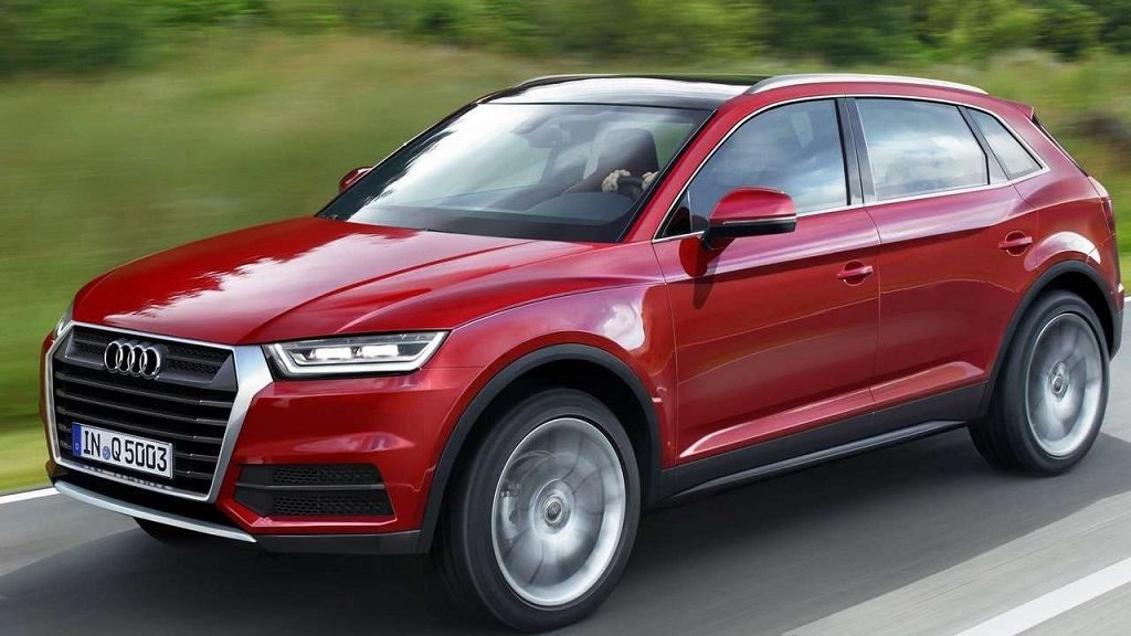 2017 Audi Q7 When Does
