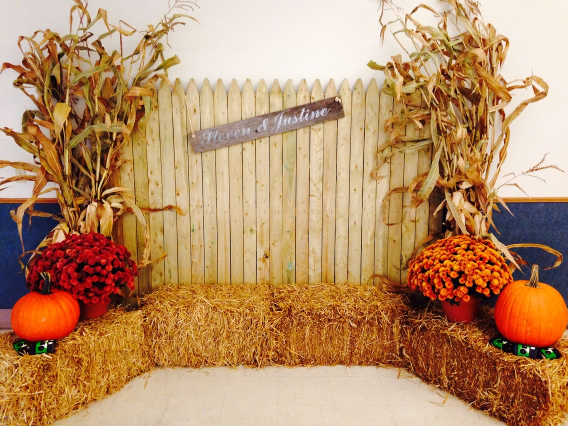 Redneck Photo Booth Wedding Ideas Pinterest Fall Photo Booth