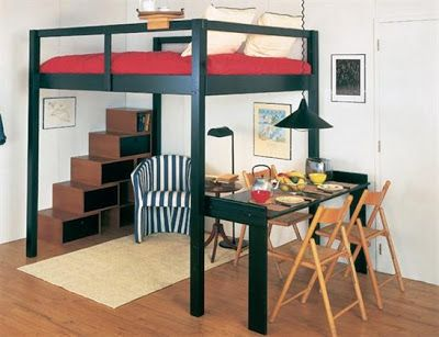 Como decorar mi casa - Blog de Decoracion Modernas literas para