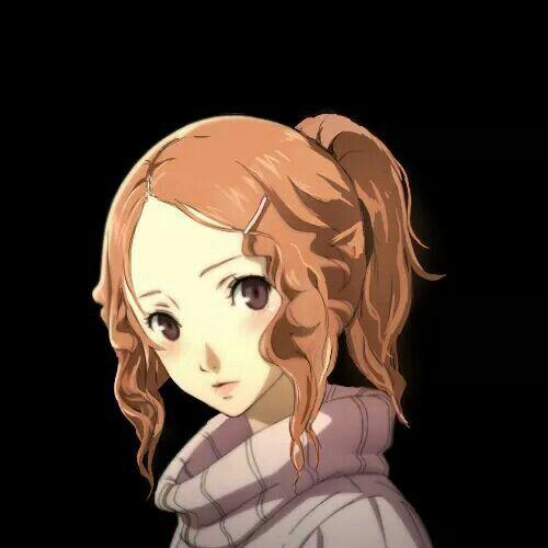 P5 Haru Different Hairstyle Persona 5 Anime Persona 5 Persona 5 Joker