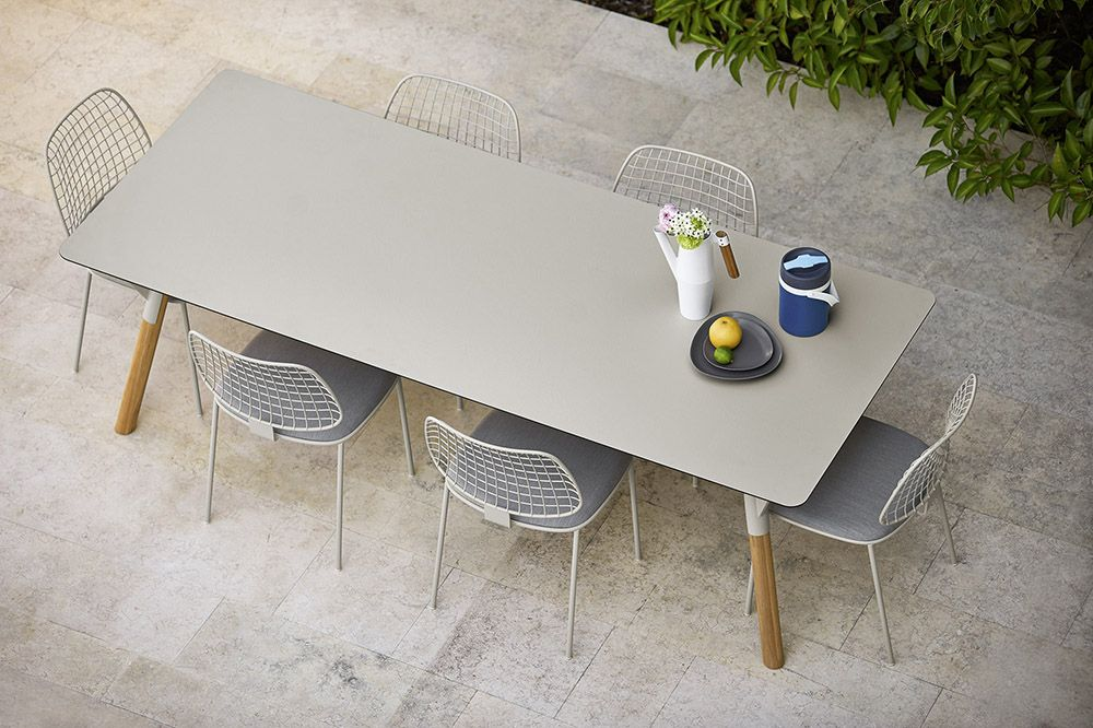 summer set table #summer set #table #varaschin #contract #project ...