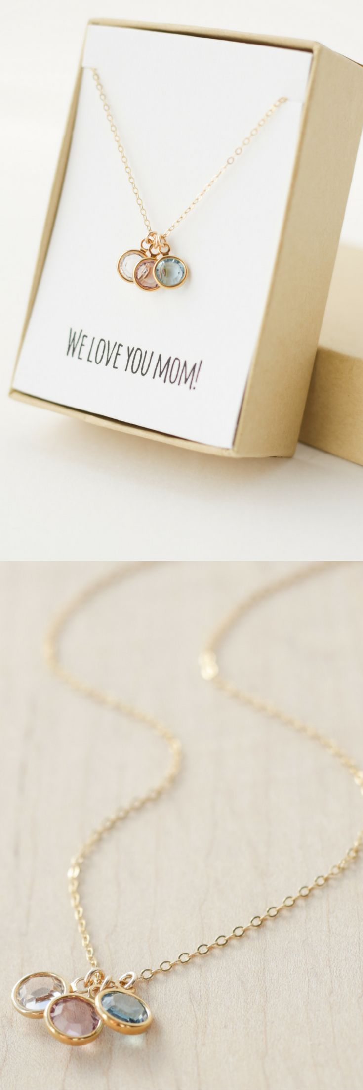 25 diy necklace for mom
