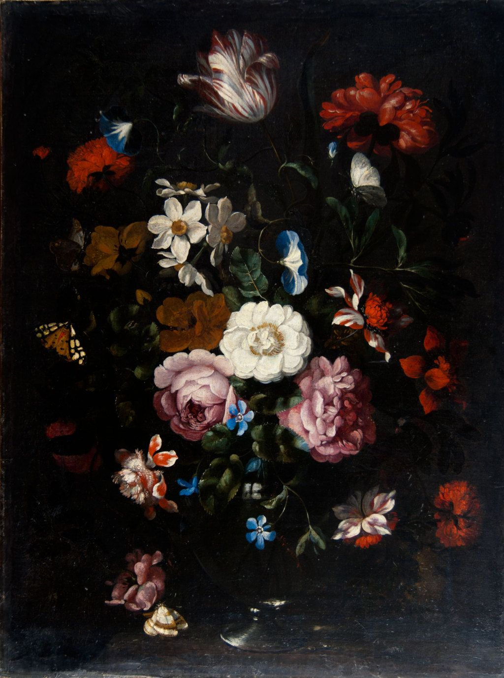 Exhibition The Kingdom Of Flora Dutch And Flemish Still Life Paintings Of 17th Century Floral Art Paintings Dutch Still Life Floral Painting