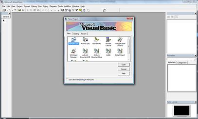 File:microsoft visual studio 6 screenshot. Png | nsengaemmycacara.