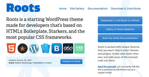 3 More Free WordPress Frameworks When Themes Just Aren\'t Enough ...