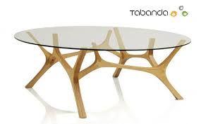 Resultat De Recherche D Images Pour Table En Verre Et Bois Design Coffee Table Furniture Table