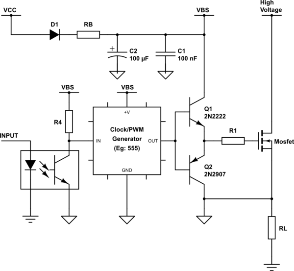 Schematic Circuit Electronics Circuit Sides