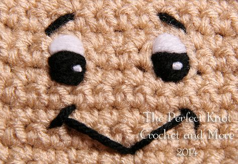 Amigurumi Eyes Pattern : The perfect knot crochet and more: adding character to your