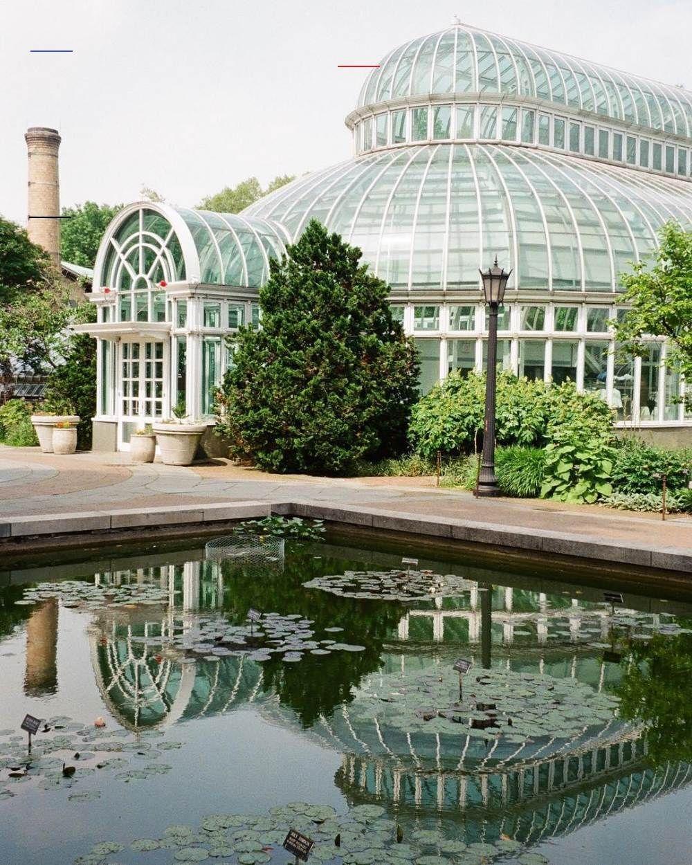 The Brooklyn City Guide 28 Spots To Stay Dine Experience Botanicgarden With The Best Street Ar Gartenarchitektur Gartendesign Ideen Botanischer Garten