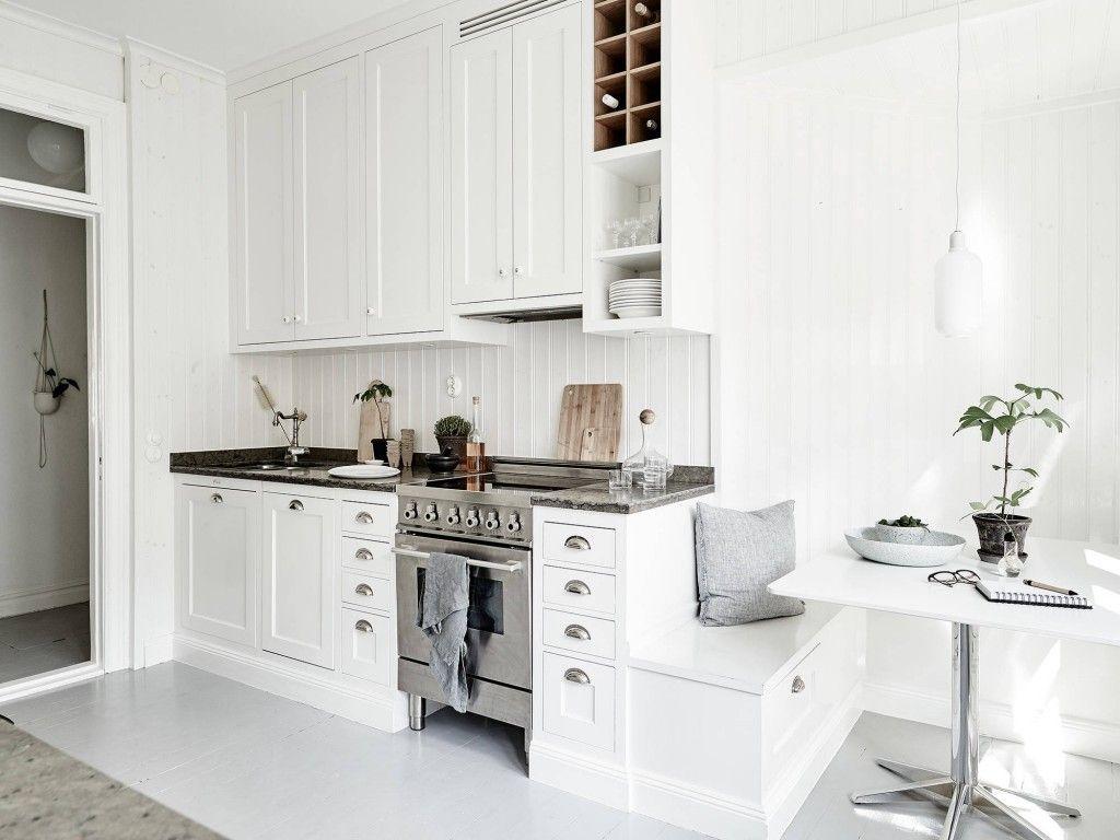 Una preciosa casa familiar renovada en Finlandia - Nordic Treats ...