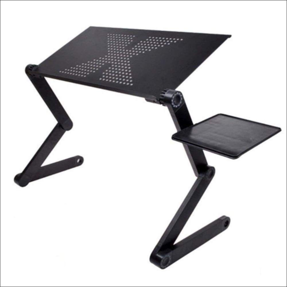 Durable Portable Foldable Notebook Laptop Desk Table Stand Bed Tray W Cup Pad In 2020 Laptop Stand Bed Portable Laptop Desk Adjustable Laptop Table