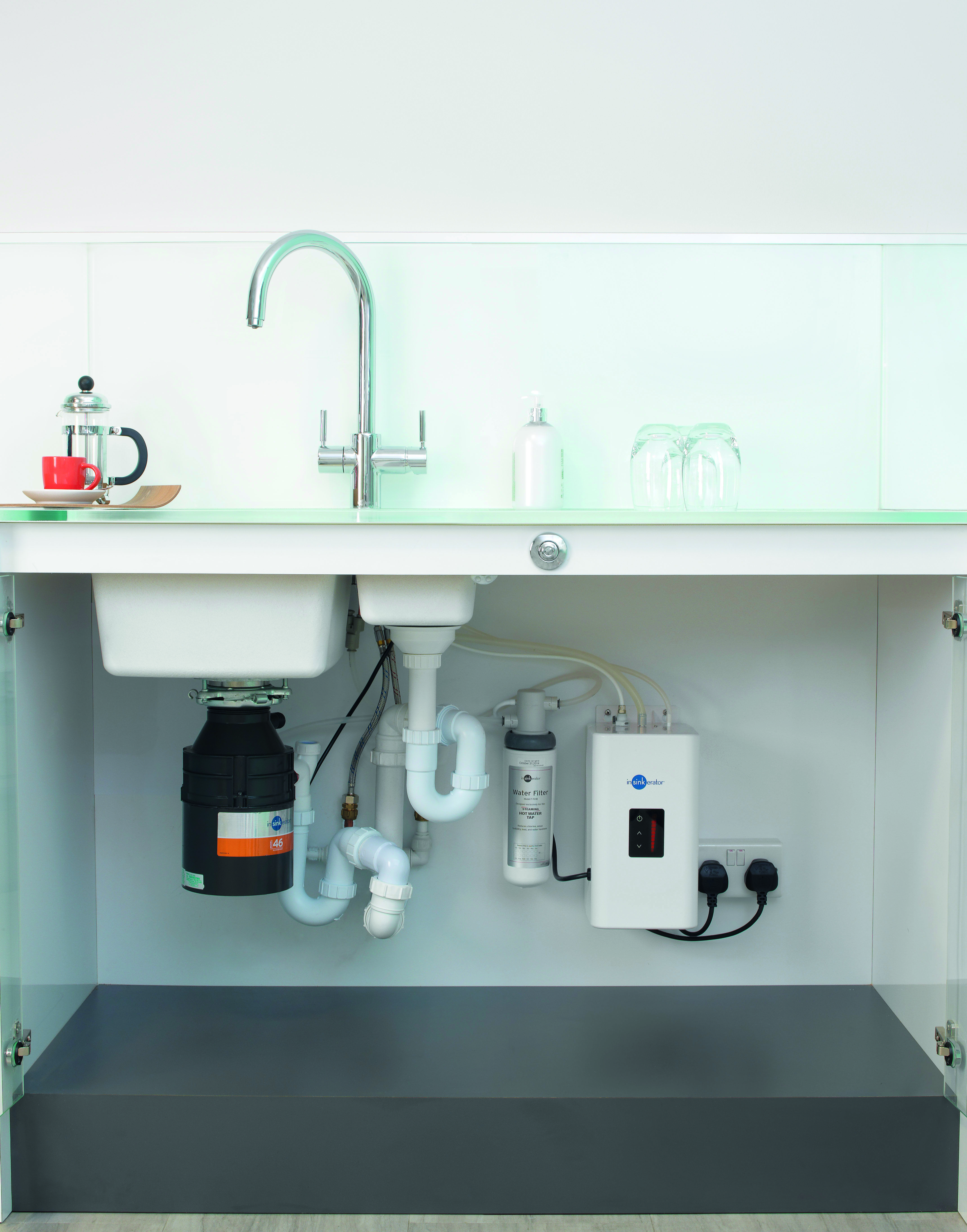InSinkErator - Waste Disposer M Series - Model 46 - http://www ...