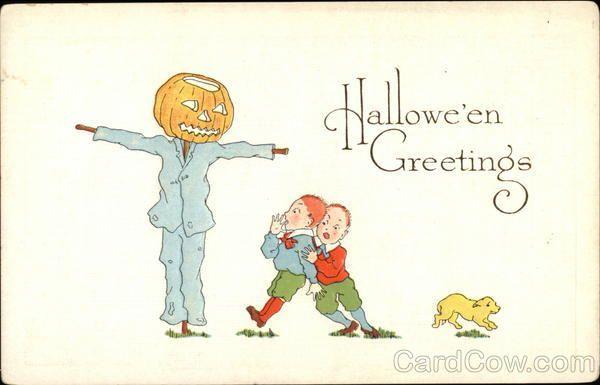 Halloween greetings oldtime halloween fun pinterest halloween halloween greetings m4hsunfo