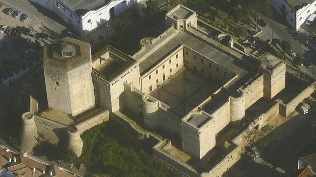 Castillo de Santiago. Sanlúcar de Barrameda (Cádiz)