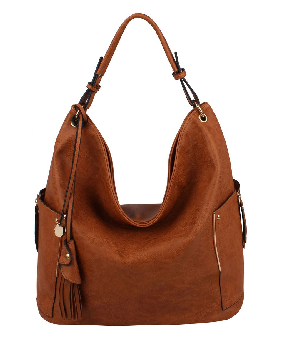 Loving This Handbag Republic Brown Tassel Hobo On