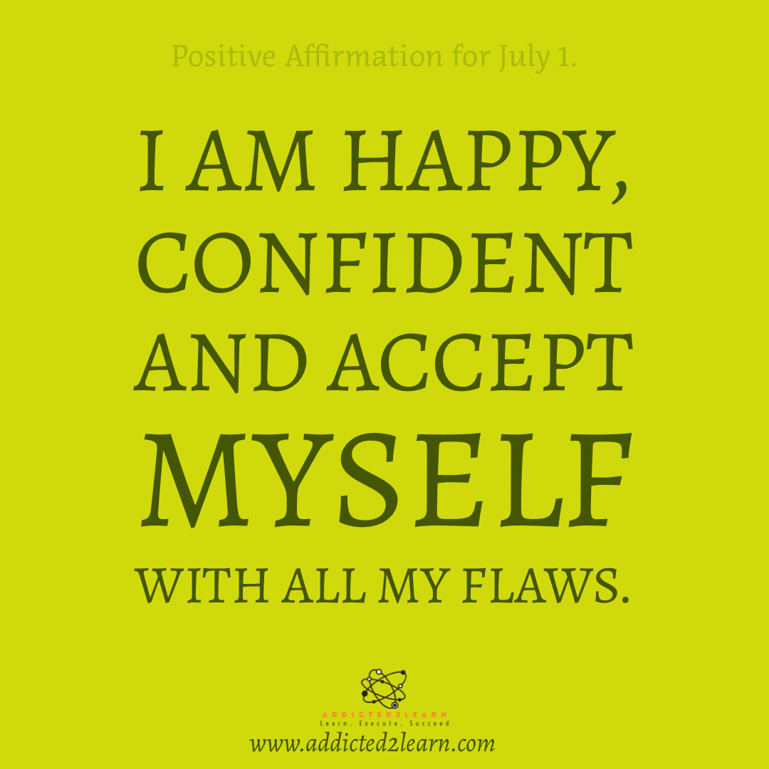 Positive Affirmations To Read Daily