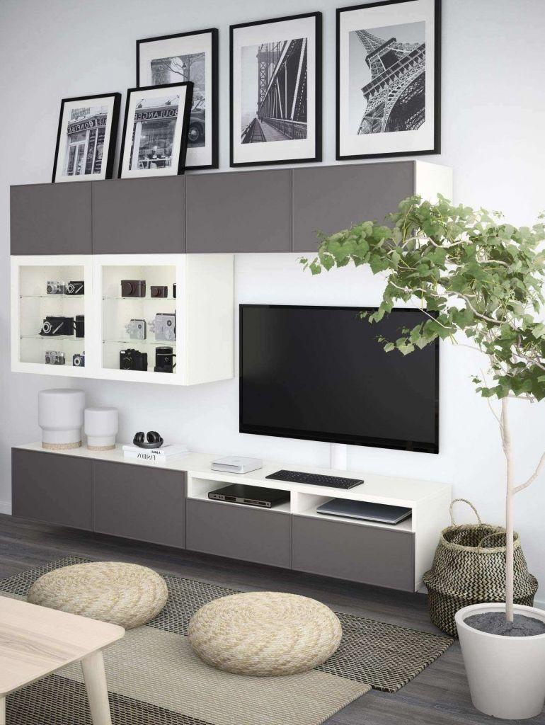 8 Beste Von Ikea Wohnwand Ideen  Ikea living room, Living room