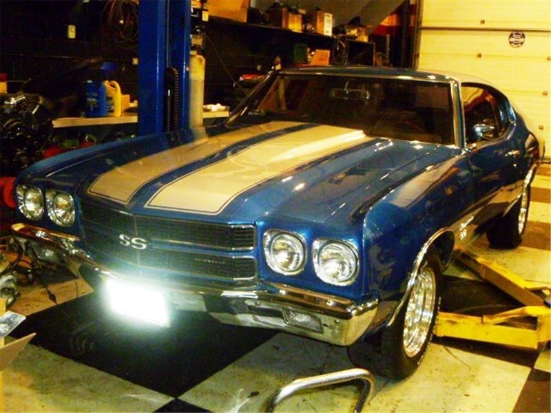 For Sale: 1970 Chevrolet Chevelle Malibu, Peterborough, Ontario ...