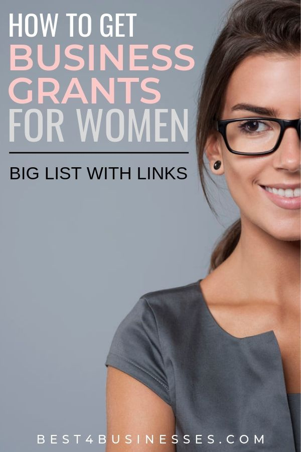 Big list of grants for women to start and expand their small businesses Learn about these government and private grants sources  plus how to apply Dont delay even if you...