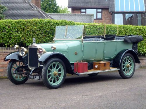1920 Sunbeam 16 Hp Tourer For Sale On Car And Classic Uk C702168 Vintage Cars Sunbeam Classic Cars Vintage