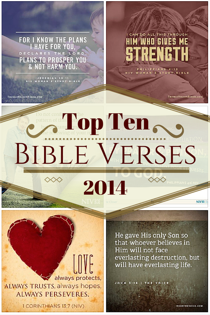 Famous Bible Quotes About Life Top 10 Most Popular Bible Verses Searched On Biblegateway In