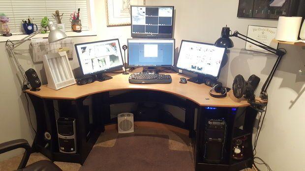Diy Desk Designs Plans, Floating Desk, Computer Desk Designs Ideas, How To  Make Desk, Build Your Own Office Desk, Build Your Own Desk Components, #u2026