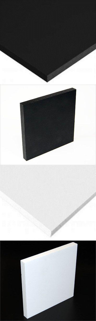 Black Or White King Starboard 1 4 Polymer Hdpe Sea Pick The Size And Color White King Polymer Color