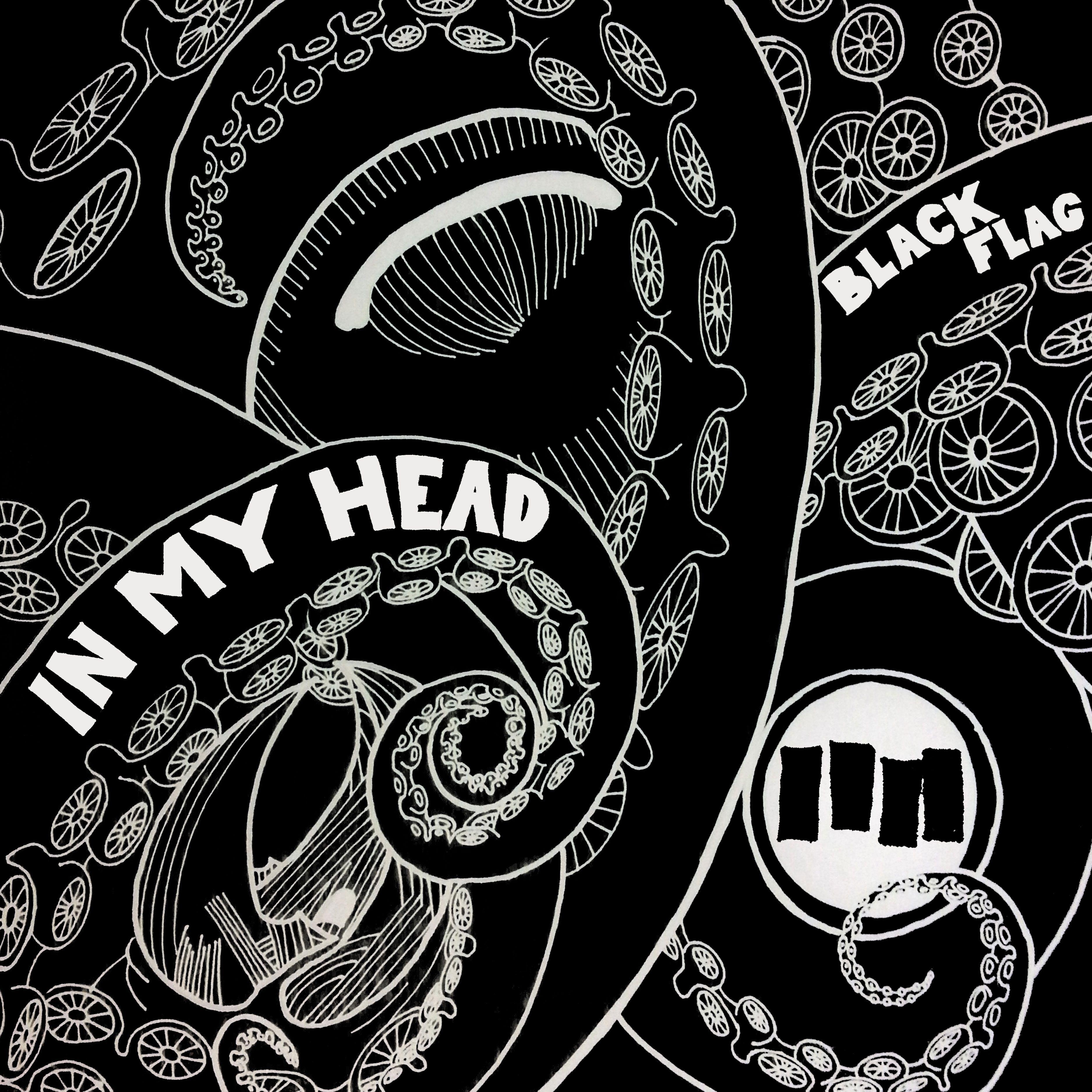 Black Flag LP Cover Redux Alternate 1 WIP