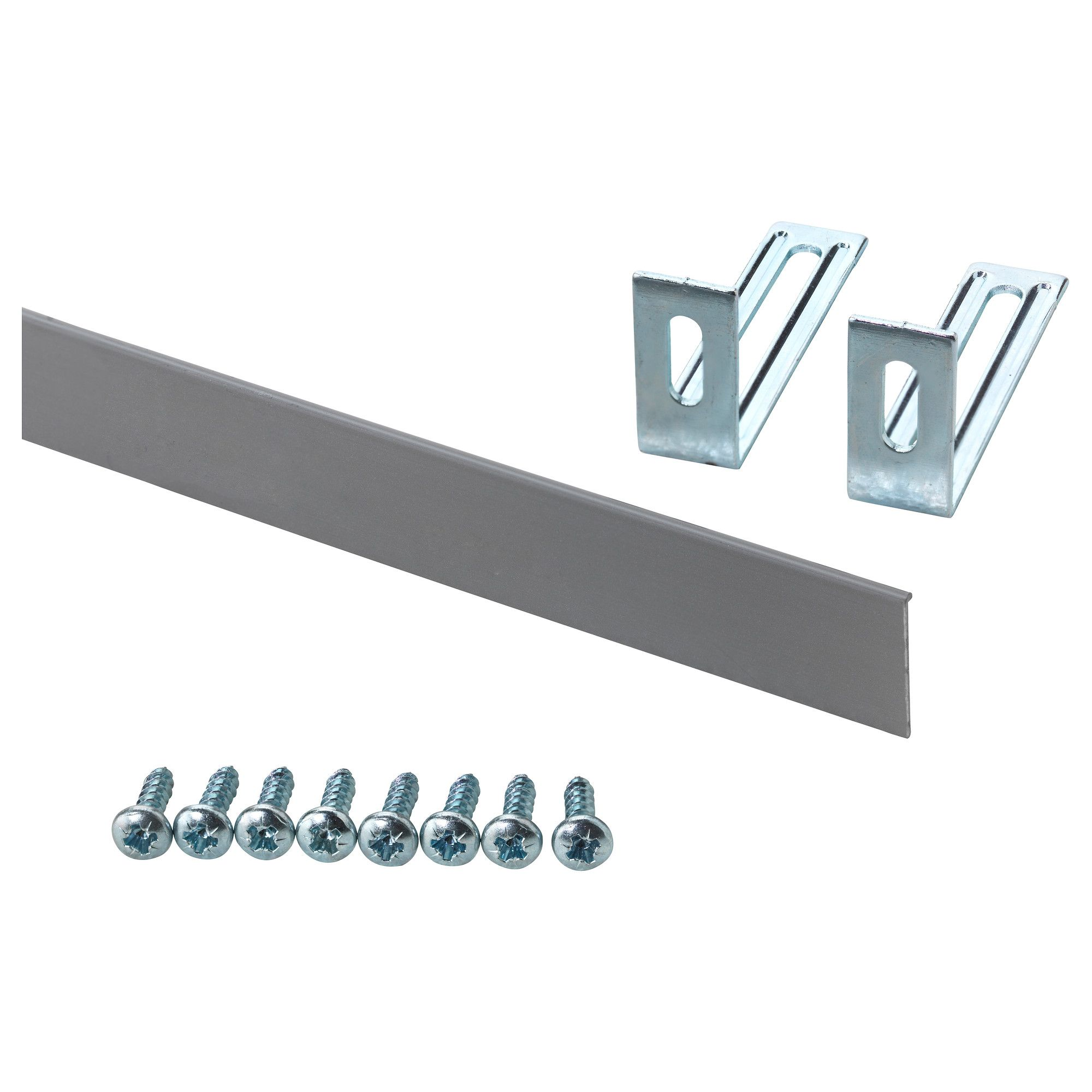 Forbattra Stainless Steel Colour Cover Strip And Fittings Ikea Ikea Steel Stainless Steel Appliances