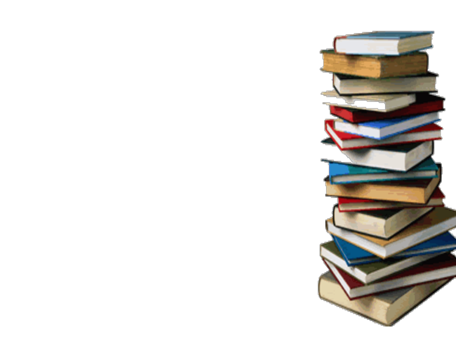 Free Books Free Powerpoint Templates Book Side Bar Right Library