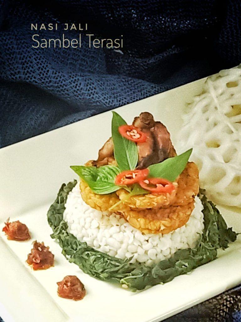 Resep Nasi Jali By Shoumi Damayanti Makanan Oatmeal Jali