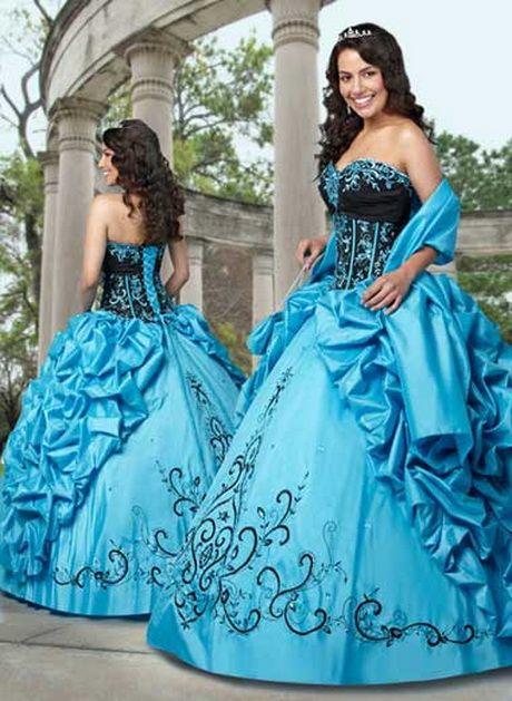 Imagenes De Vestidos De 15 Años Color Turquesa 15 Años