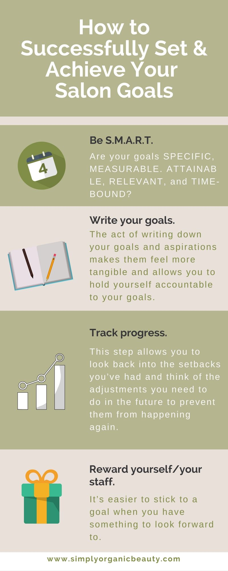 Goal Setting How to Prepare for Your Salon's Best Year