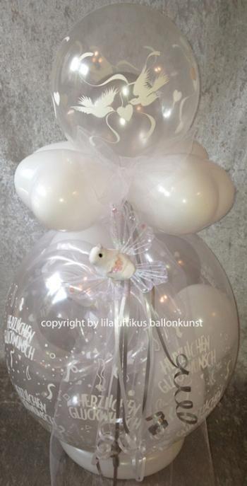 Geschenk Im Ballon Ballondekoration Geldgeschenk Luftballon Luftballons Ballon Dekoration Geschenke