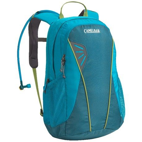 Camelbak Day Star Hydration Pack 2l Reservoir For Women In Caneel Bay Lyons Blue Hydration Pack Hydration Backpack Camelbak