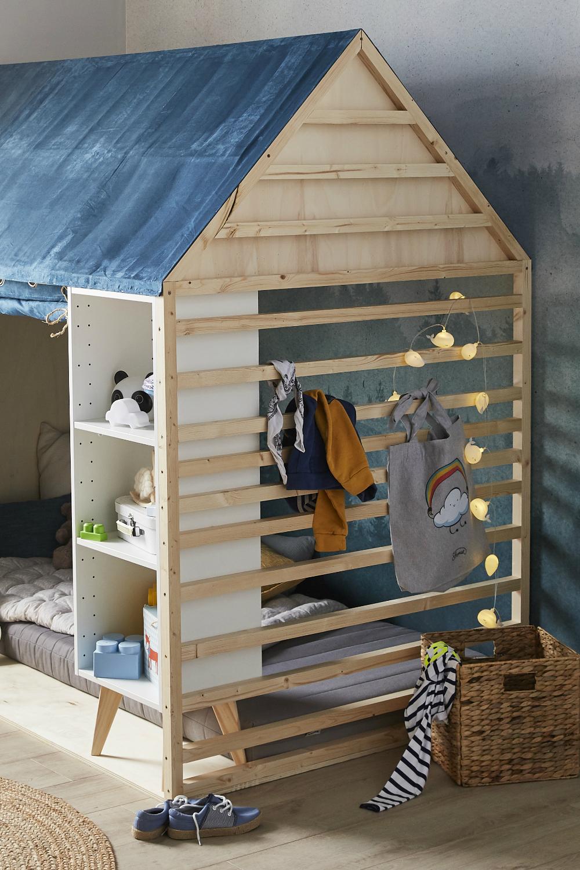 Diy Fabriquer Une Cabane Pour Enfants En 2020 Deco Chambre Enfant Cabane Enfant Chambre Enfant