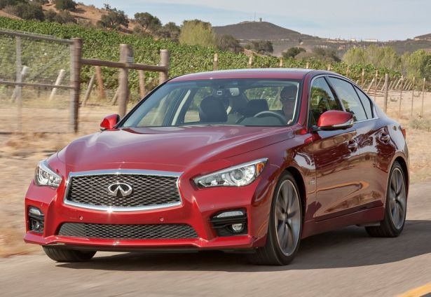 Nissan Luxury Brand >> Infiniti Is Nissan Luxury Brand Started In 1989 First On American