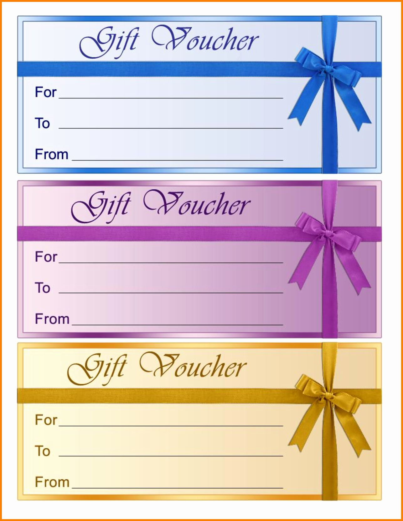 Free Coupon Template Word New Perfect Format Samples Gift