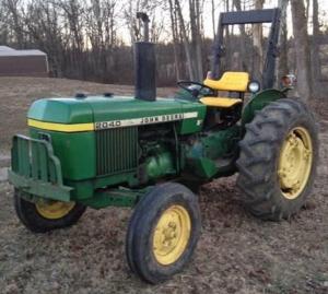 1840 John Deere Traktoren 1640 2040 Betriebsanleitung