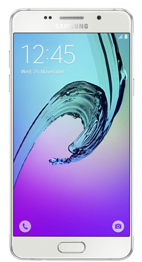 Samsung Galaxy A3 A5 A7 2016 Official With Construction Of Metal And Glass Samsung Galaxy J3 Samsung Galaxy A3 New Samsung Galaxy